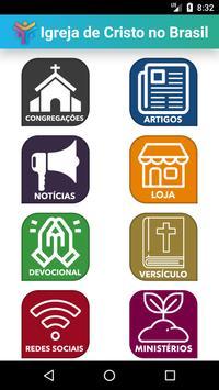 Igreja de Cristo no Brasil poster