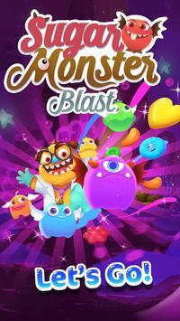 Sugar Monster Blast poster