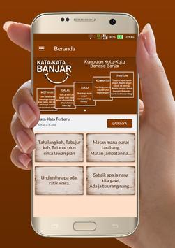 Kata-Kata Banjar screenshot 1