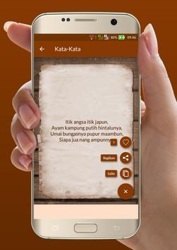 Kata-Kata Banjar screenshot 2