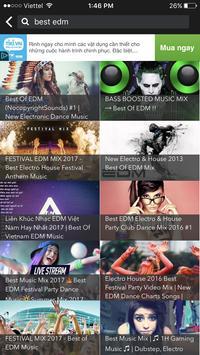 YMusic Player For Youtube تصوير الشاشة 1