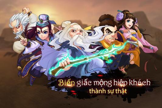 Phong Vân Hiệp Khách-Vô Song poster