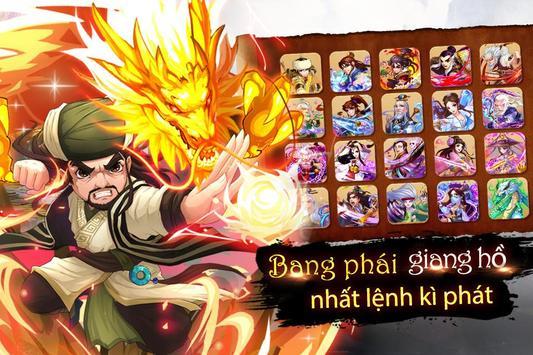 Phong Vân Hiệp Khách-Vô Song apk screenshot