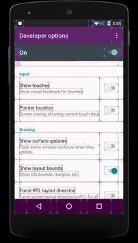 Shortcut for Enable & Disable Developer Options screenshot 19