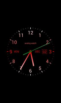 Analog Clock Widget: Free screenshot 5