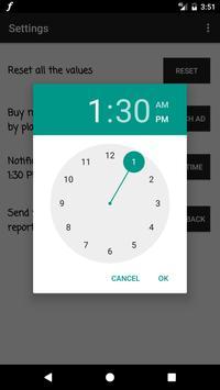 FapoMeter: Fap counter screenshot 4