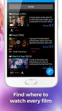 YO TV Guide HBO, Netflix, Hulu screenshot 4