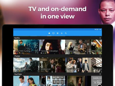 YO TV Guide HBO, Netflix, Hulu screenshot 6