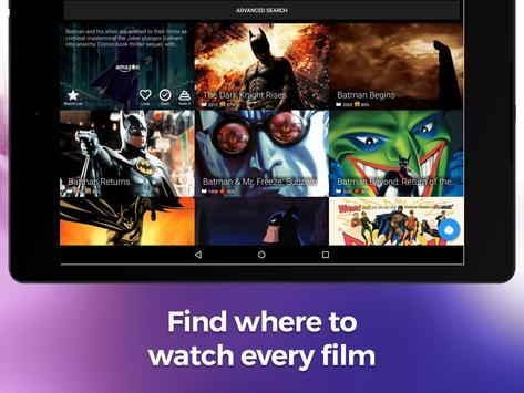 YO TV Guide HBO, Netflix, Hulu apk screenshot