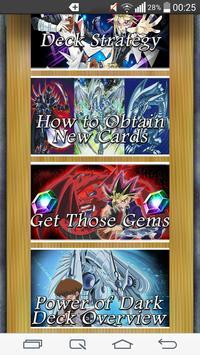Strategy Yu-Gi-Oh duel Tips screenshot 1