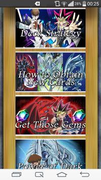 Strategy Yu-Gi-Oh duel Tips screenshot 2