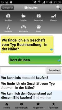 Yocoy German - Spanish apk screenshot