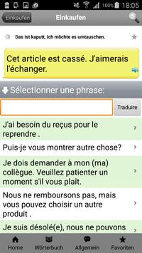 Yocoy German - French screenshot 3