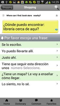 Yocoy English - Spanish apk screenshot
