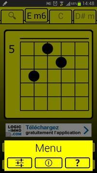 YoChord (Guitar chords) screenshot 3