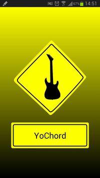 YoChord (Guitar chords) poster
