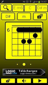 YoChord (Guitar chords) screenshot 1