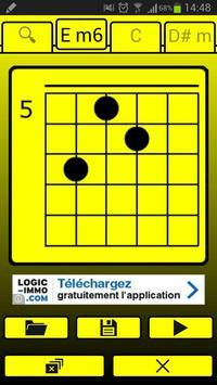 YoChord (Guitar chords) screenshot 2