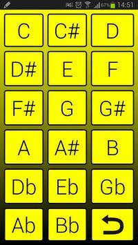 YoChord (Guitar chords) screenshot 7
