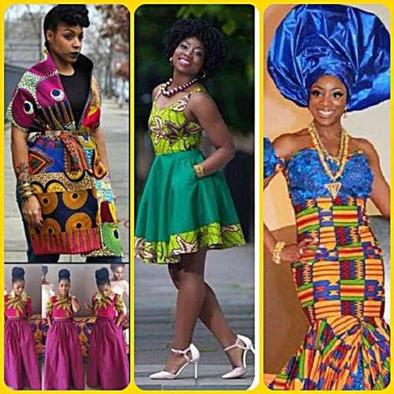 Latest Ankara Fashion Dresses APK Download - Free Lifestyle APP for ...