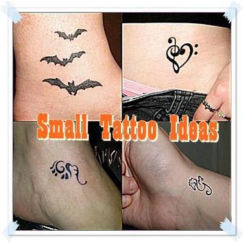 Tiny Tattoo Ideas poster