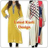 Latest Long Kurti Designs icon