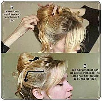 100 Easy Hairstyles apk screenshot