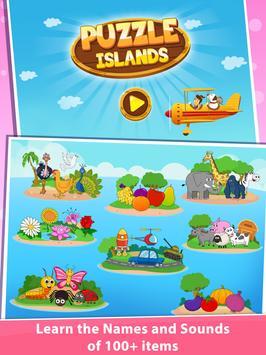 Puzzle Islands FREE screenshot 5