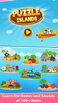 Puzzle Islands FREE poster