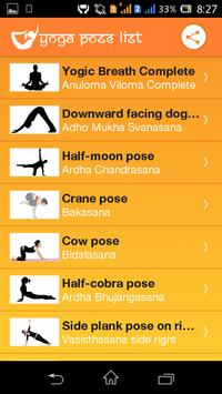 Complete Yoga poster