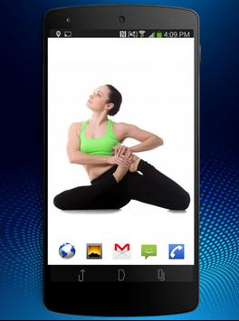 yoga challenge apk screenshot