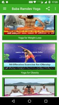 Baba Ramdev Yoga Video Apk Screenshot