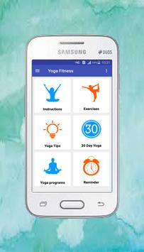 Free App Yoga daily fitness - Yoga workout plan screenshot 1