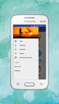 Free App Yoga daily fitness - Yoga workout plan screenshot 2