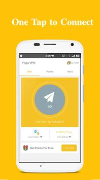 Yoga VPN - Free Unlimited & Secure Proxy & Unblock 海報