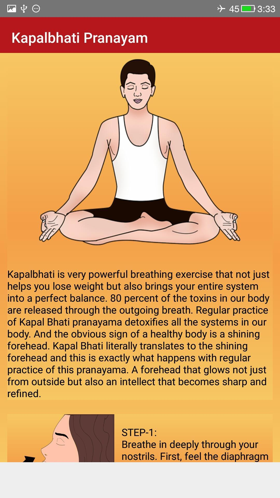 Pranayama Yoga With Timer for Android - APK Download