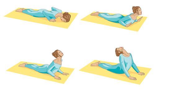 Yoga Exercises screenshot 1