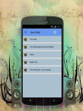 Ana Vilela - música Trem Bala TOP 2017 apk screenshot