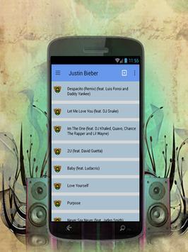 Justin Bieber - Sorry And Despacito Parody Music apk screenshot
