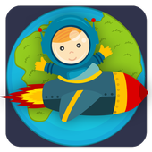 Save & defend planet earth - Orbital defence 🚀 icon