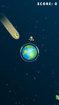 Save & defend planet earth - Orbital defence 🚀 screenshot 5