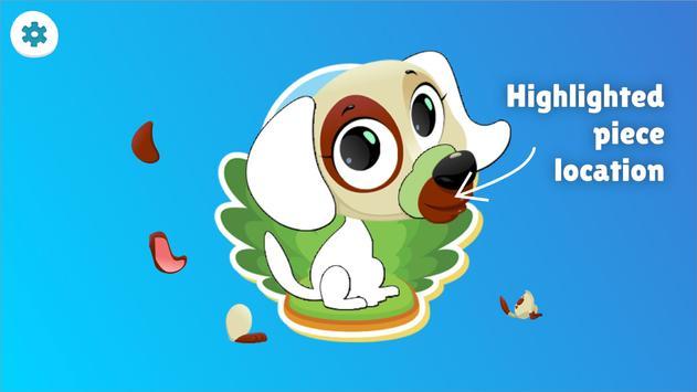Animal Peg Puzzle screenshot 3