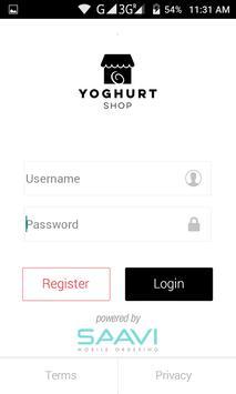 Yoghurt screenshot 1