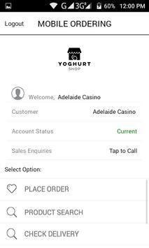 Yoghurt screenshot 2