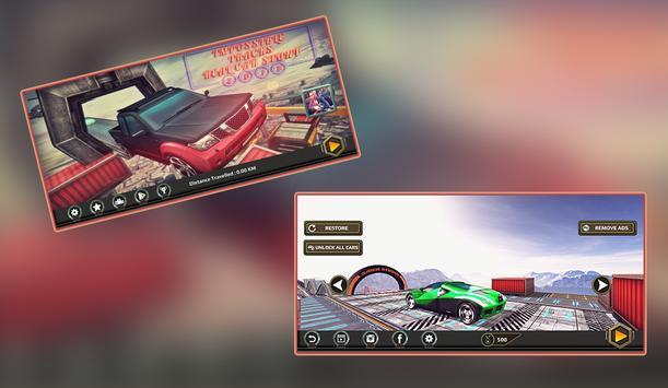 Impossible Tracks Real Car Stunt - 2020 screenshot 1
