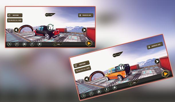 Impossible Tracks Real Car Stunt - 2020 screenshot 2