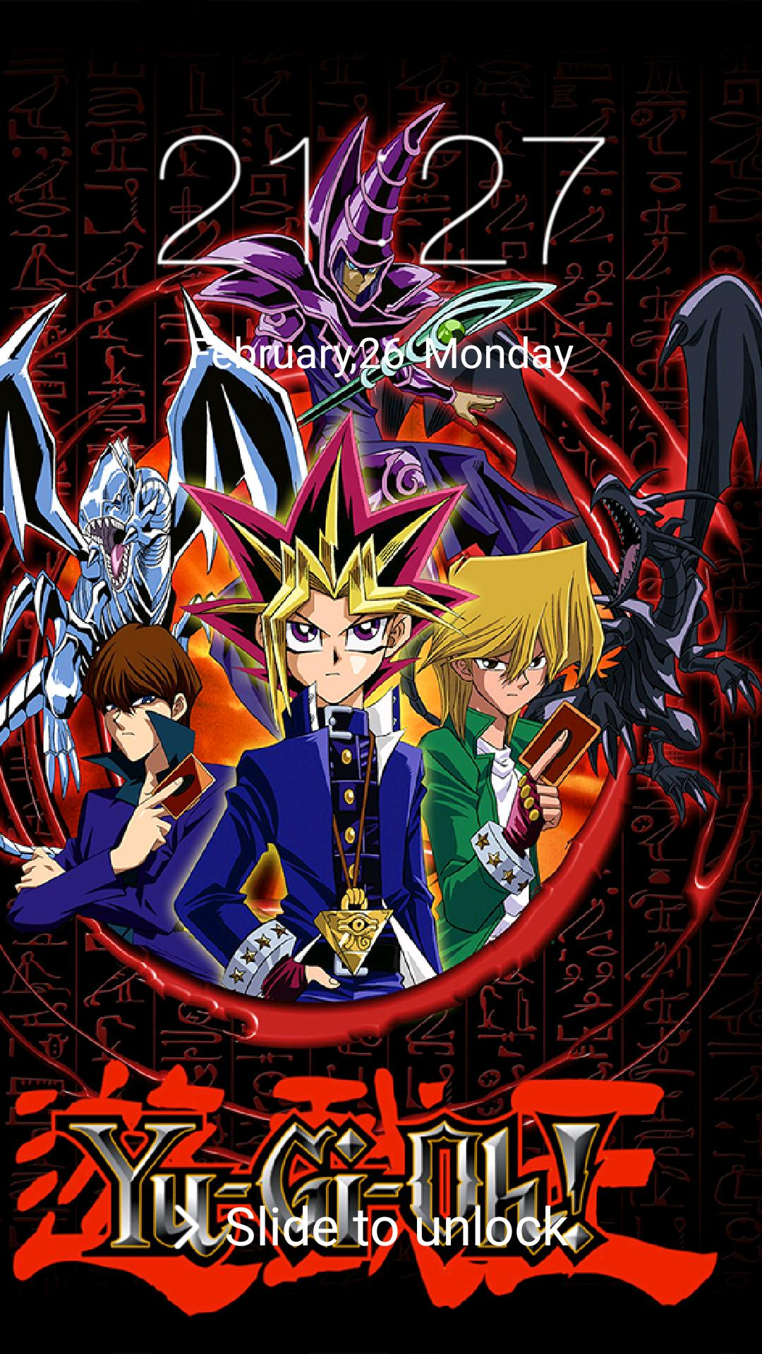 Yu-Gi-Oh Lock Screen HD Wallpapers for Android - APK Download