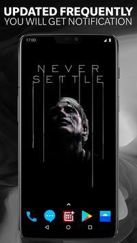 NEVSET : OnePlus & Never Settle Wallpapers screenshot 4