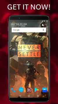 NEVSET : OnePlus & Never Settle Wallpapers screenshot 5