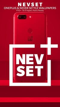 NEVSET : OnePlus & Never Settle Wallpapers screenshot 7